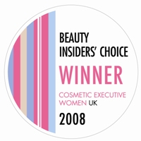 2008 CEW UK Beauty Awards logo