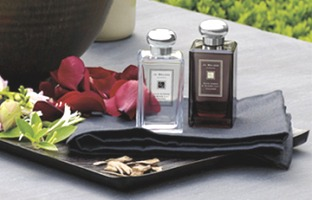 Jo Malone Lotus Blossom & Water Lily, Dark Amber & Ginger Lily fragrance