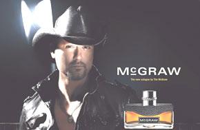 Tim McGraw cologne for men