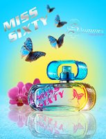 Miss Sixty Summer Collection perfume 2008
