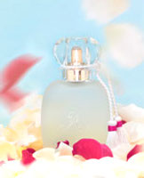 Zephir de Rose fragrance by Parfums de Rosine