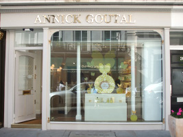 Annick Goutal in London, Motcomb Street