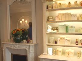 Interior, Annick Goutal, London, Motcomb Street