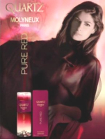 Molyneux Quartz Pure Red fragrance