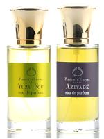 Parfum d'Empire Aziyade & Yuzu Fou perfumes