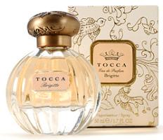 Tocca Brigitte fragrance