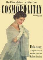 Cosmopolitan magazine, Nov 1950