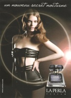 La Perla J'aime La Nuit fragrance advert