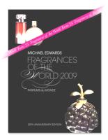 Michael Edwards Fragrances of the World 2009
