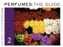 Perfumes: The Guide updates