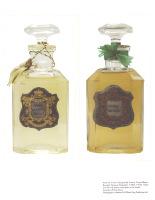 vintage Guerlain perfume bottles