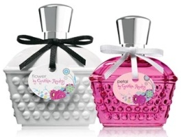 Cynthia Rowley for Avon Flower & Petal perfumes