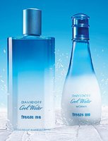 Davidoff Cool Water Freeze Me fragrances