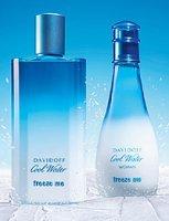 Davidoff Cool Water Freeze Me fragrances