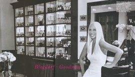 Donatella Versace's perfume collection