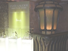 Estee Lauder at Harrods