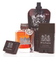 Juicy Couture Dirty English fragrance range