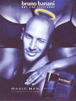 Bruno Banani Magic Man cologne