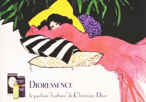 Dioressence fragrance by Christian Dior