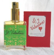 Dawn Spencer Hurwitz St Valentine perfume
