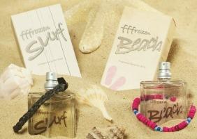 fffrozen surf & beach fragrances