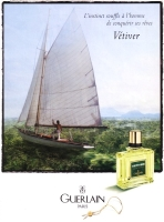 Guerlain Vetiver, original