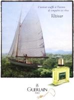 Guerlain Vetiver, original
