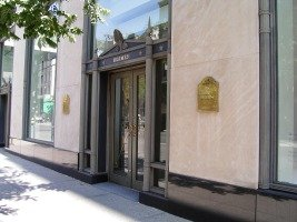 Hermes on Madison Avenue