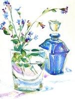 Flowers + Guet Apens, Laurelines