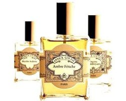 Annick Goutal Ambre Fetiche, Myrrhe Ardente and Encens Flamboyant perfumes