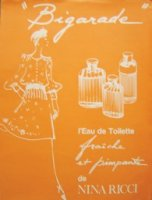 Nina Ricci Bigarade perfume