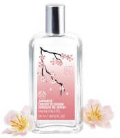 Japanese Cherry Blossom perfume by The Body Shop