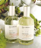 Miller et Bertaux Shanti Shanti & A Quiet Morning perfumes
