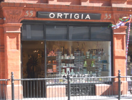 Ortigia in London