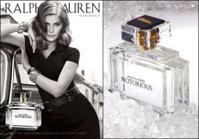 Ralph Lauren Notorious fragrance