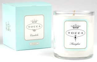 Tocca Shanghai scented candle