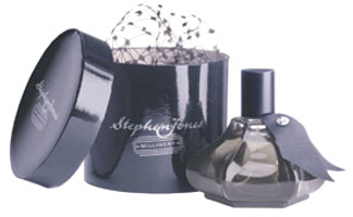 Stephen Jones fragrance with Comme des Garcons