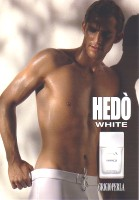 Grigioperla Hedo White cologne for men