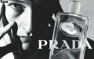 Prada Infusion d'Homme fragrance