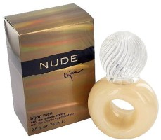 Bijan Nude for men cologne bottle
