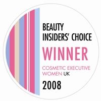 Cosmetic Executive Women Awards, 2008 UK