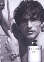 Chanel Allure Homme Sport fragrance