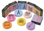 Fragonard Senteurs Capitales solid perfumes