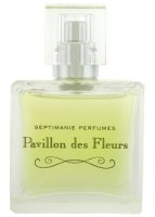 Septimanie Perfumes Pavillon des Fleurs