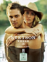 Stetson Fresh cologne for men
