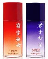 Yves Saint Laurent Opium Poesie de Chine Eaux d'Orient fragrances