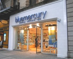 Blue Mercury in New York