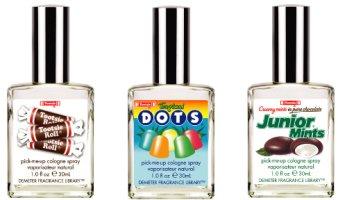 Demeter Tootsie Collection fragrances