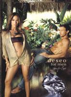 Jennifer Lopez Deseo for men cologne