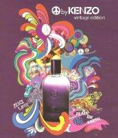 Kenzo Vintage Edition, perfume ad